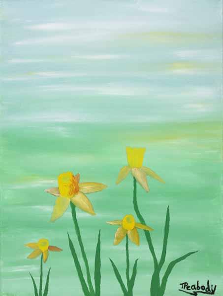 Daffodil Print - $125