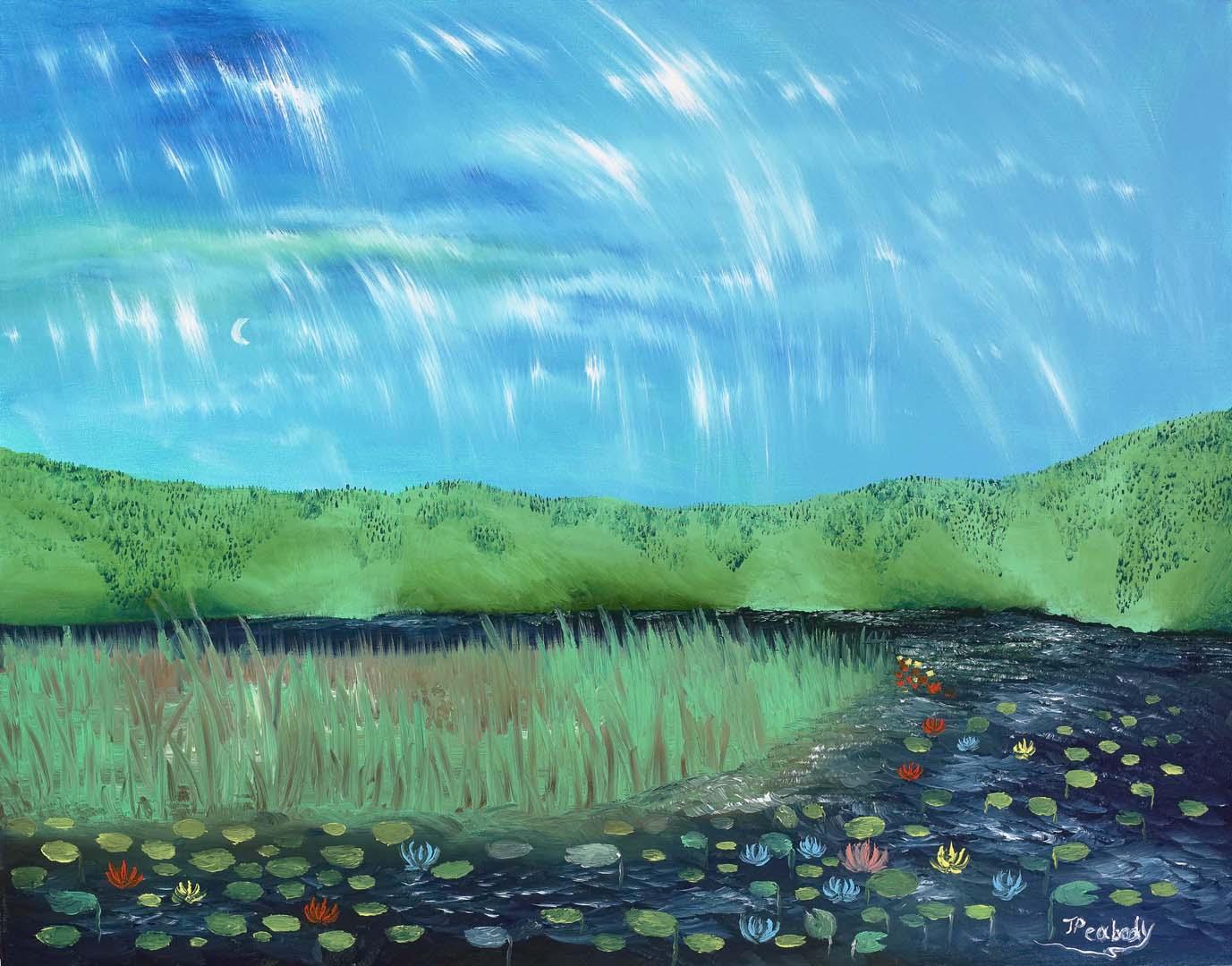 In the Marsh - $1500